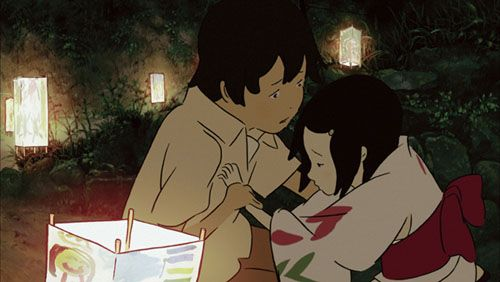 日本动画电影《虹色萤火虫》在荷兰展映-国际