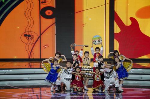 全国儿童歌曲大奖赛